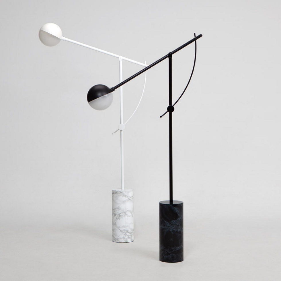Balancer – a stylish luminaire from the German studio Yuue Design 1