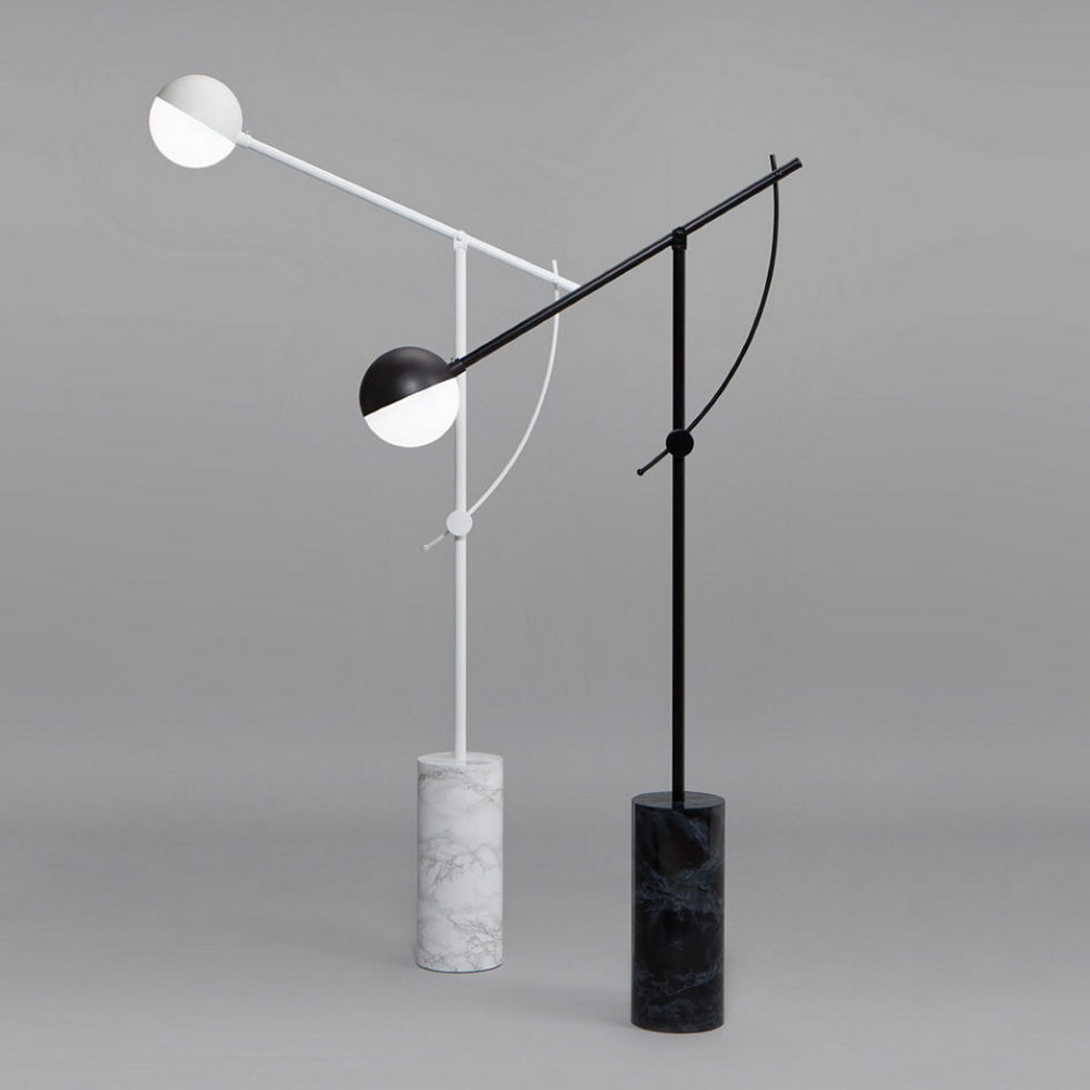 Balancer – a stylish luminaire from the German studio Yuue Design 2