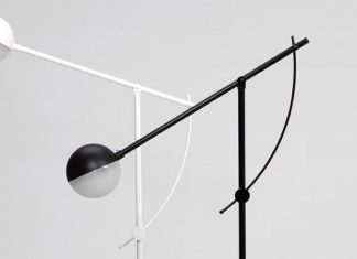Balancer – a stylish luminaire from the German studio Yuue Design