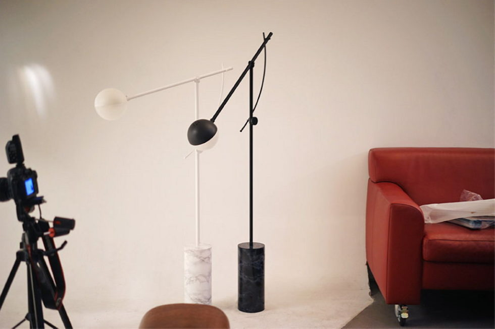 Balancer – a stylish luminaire from the German studio Yuue Design 5