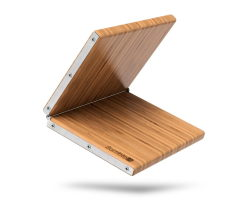 Bambleu A Fold Out Cutting Board With Outstanding And Stylish Design