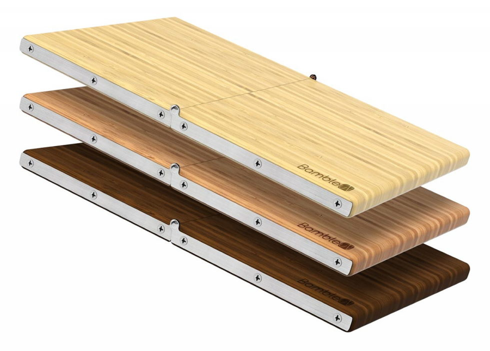 Bambleu A Fold-Out Cutting Board With Outstanding And Stylish Design 5