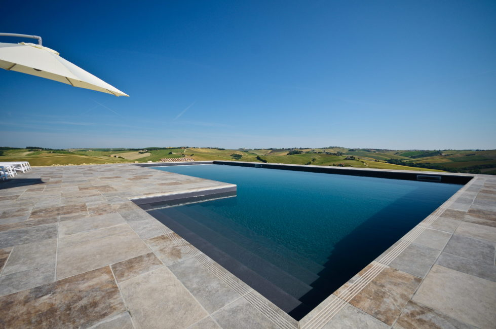 Borgo della Spiga The House Overlooking Hills Of Italy From Paolo Vigoni Studio 17