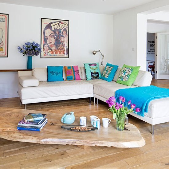 Bright Living Room 10 Ideas Which Will Suit Any Taste 1