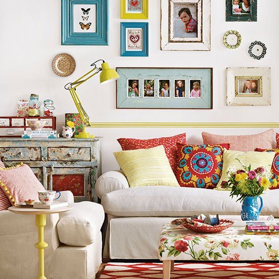 Bright Living Room 10 Ideas Which Will Suit Any Taste 10