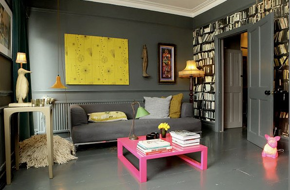 Bright Living Room 10 Ideas Which Will Suit Any Taste 3