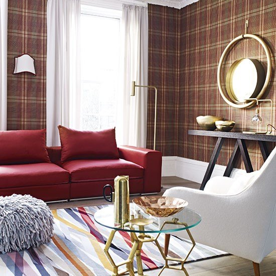 Bright Living Room 10 Ideas Which Will Suit Any Taste 4