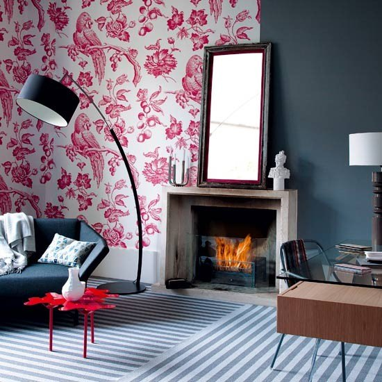 Bright Living Room 10 Ideas Which Will Suit Any Taste 6