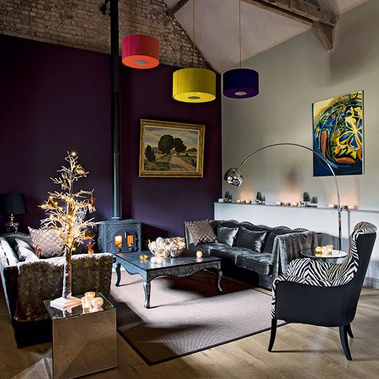 Bright Living Room 10 Ideas Which Will Suit Any Taste 7