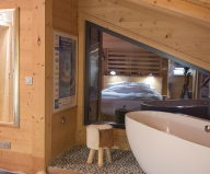 Chalet Solelyâ At The French Alps From Chevallier Architectes Studio