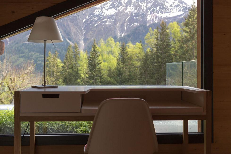 Chalet Solelya At The French Alps From Chevallier Architectes Studio 21
