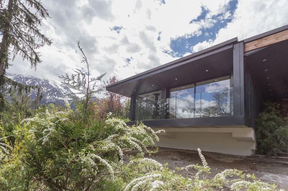 Chalet Solelya At The French Alps From Chevallier Architectes Studio 4
