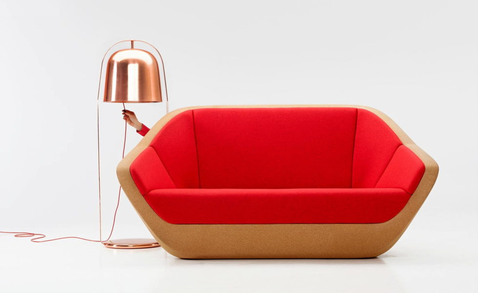 Corques Sofa And Arm-Chair From Lucie Koldova 2