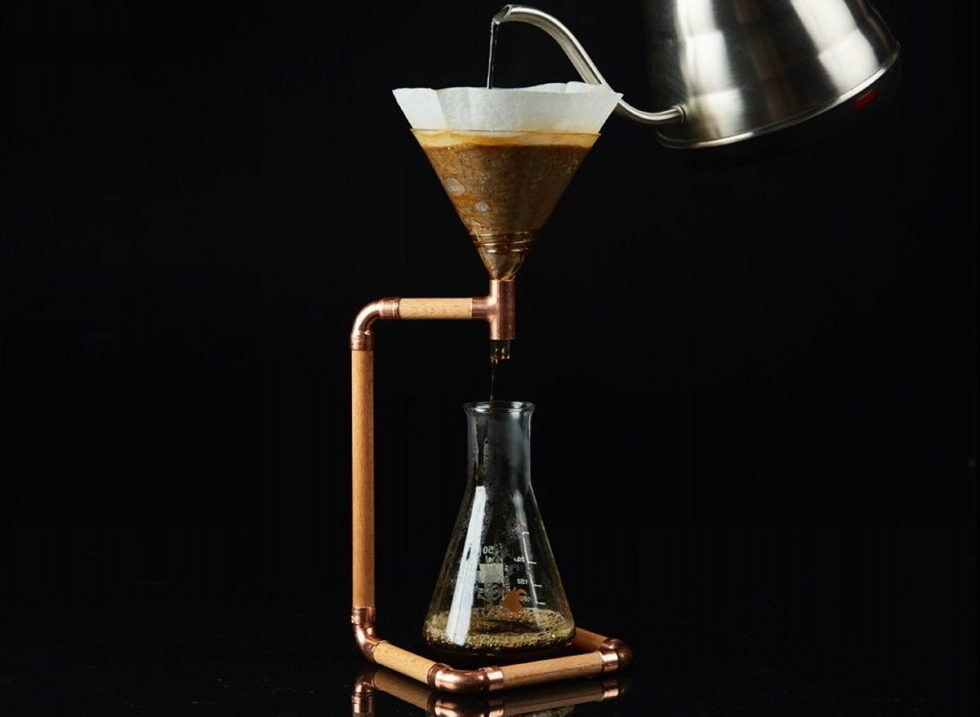 G-Drip Rather Unusual Drip Coffee Maker 1