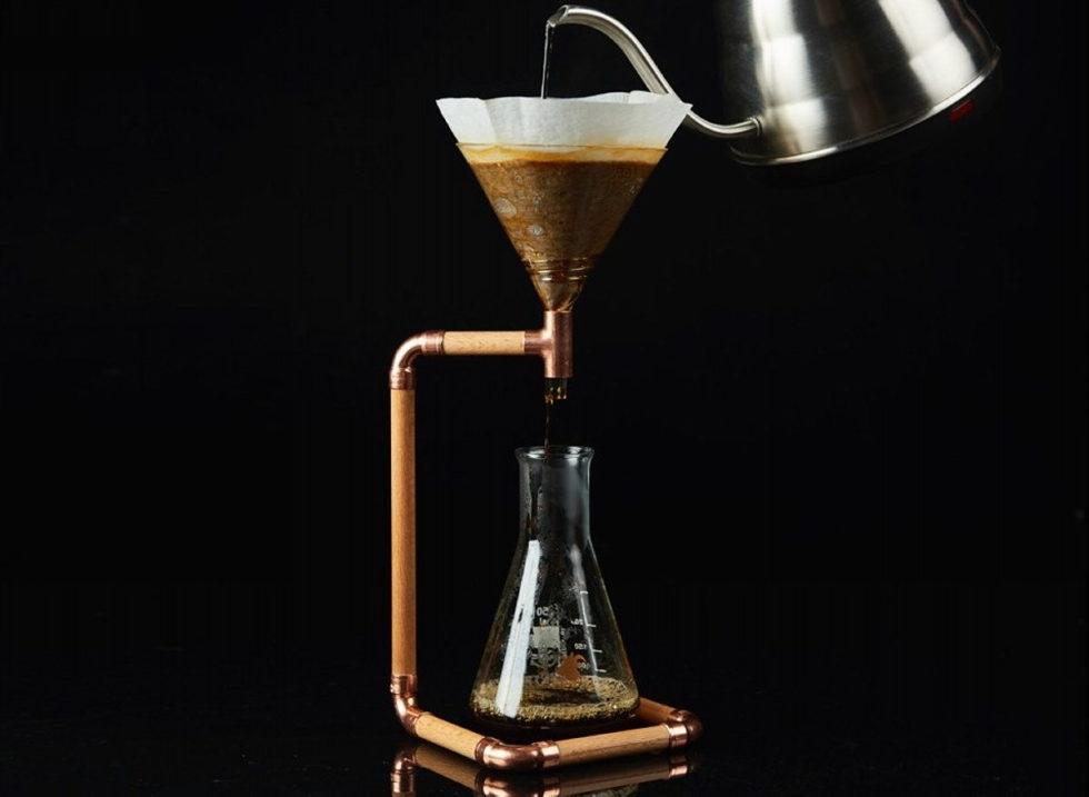 G-Drip Rather Unusual Drip Coffee Maker 1