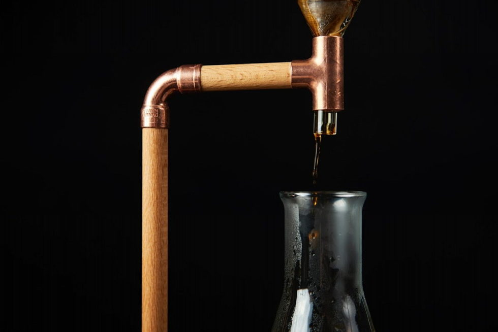 G-Drip Rather Unusual Drip Coffee Maker 3