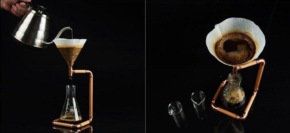 G Drip Rather Unusual Drip Coffee Maker