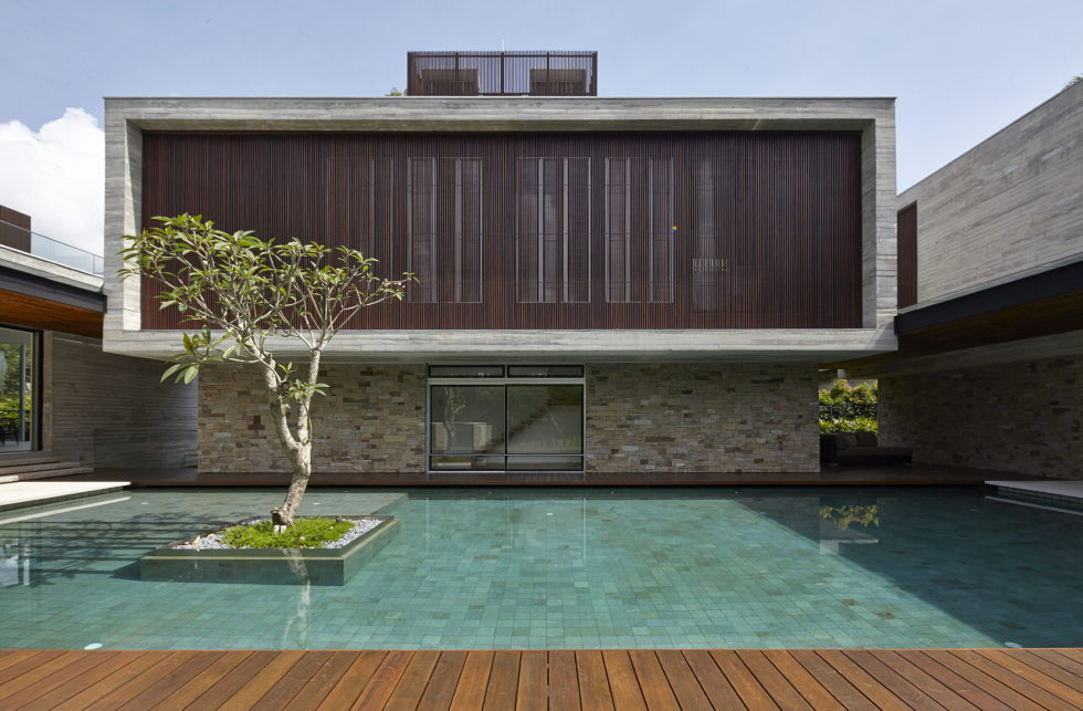 JKC2 House From ONG&ONG Studio, Singapore 1
