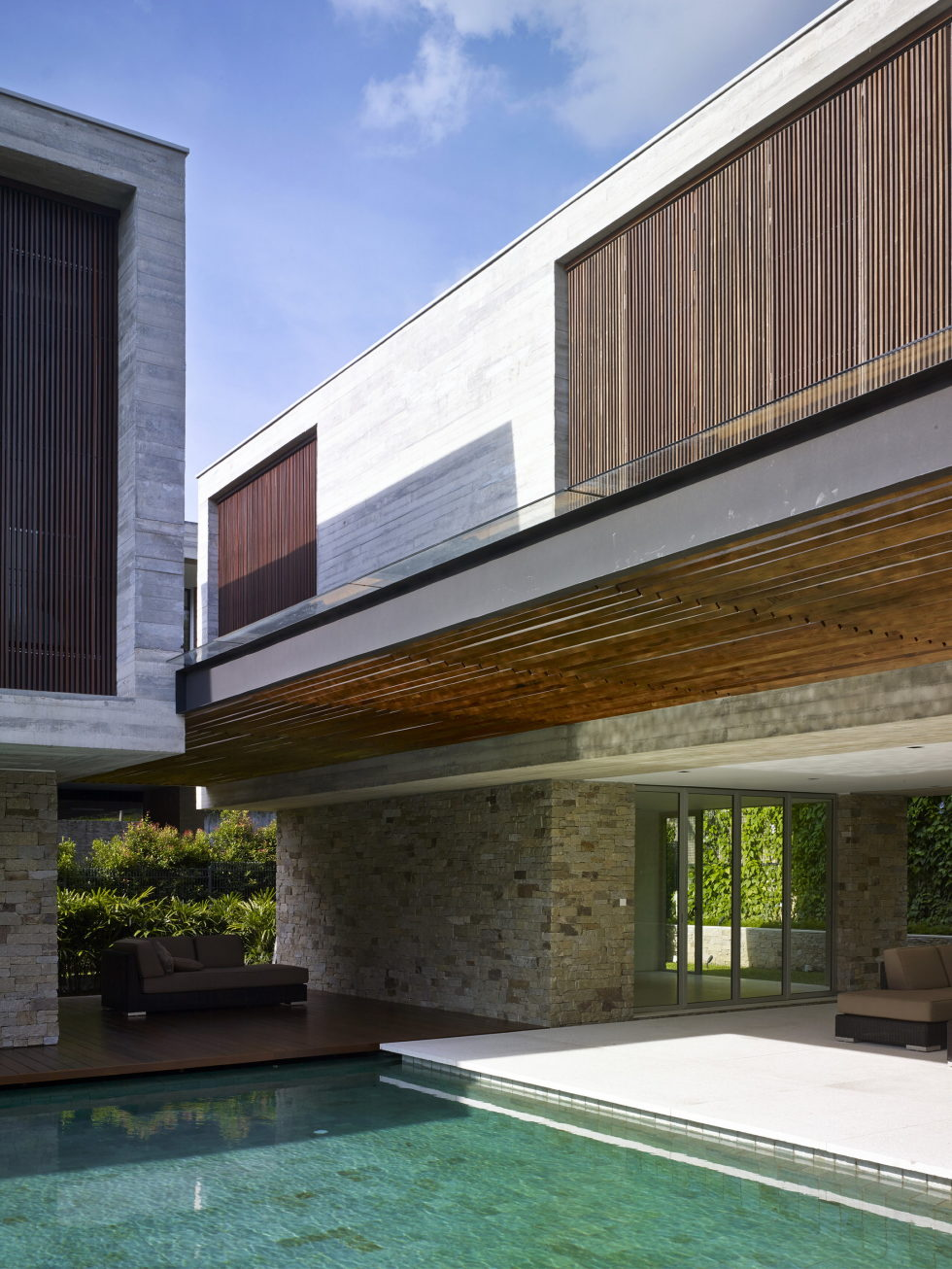 JKC2 House From ONG&ONG Studio, Singapore 11