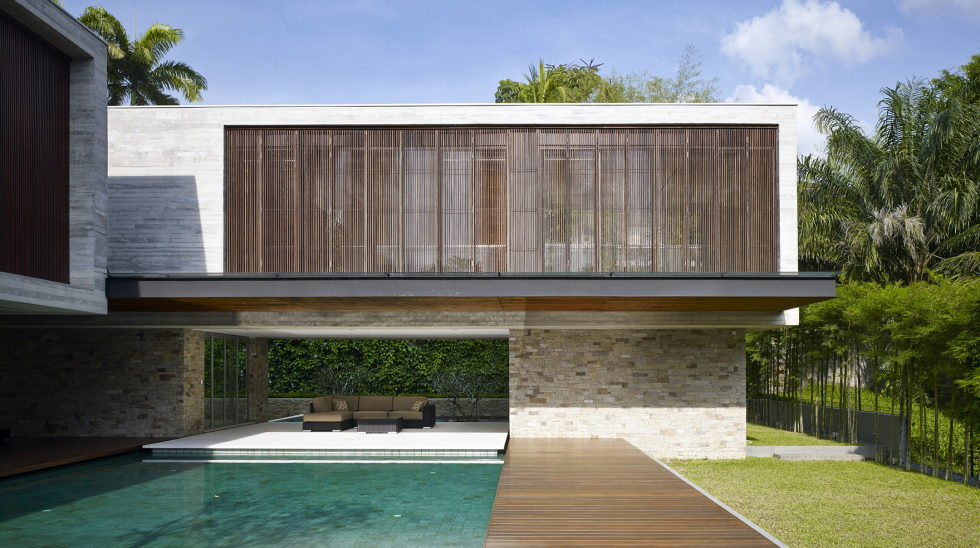 JKC2 House From ONG&ONG Studio, Singapore 13
