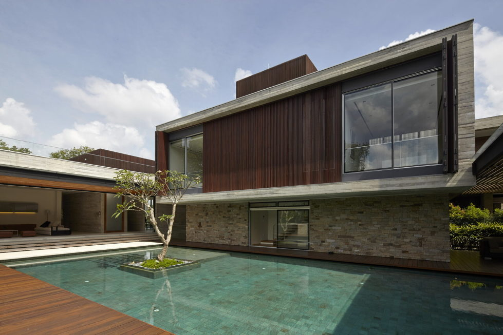 JKC2 House From ONG&ONG Studio, Singapore 14