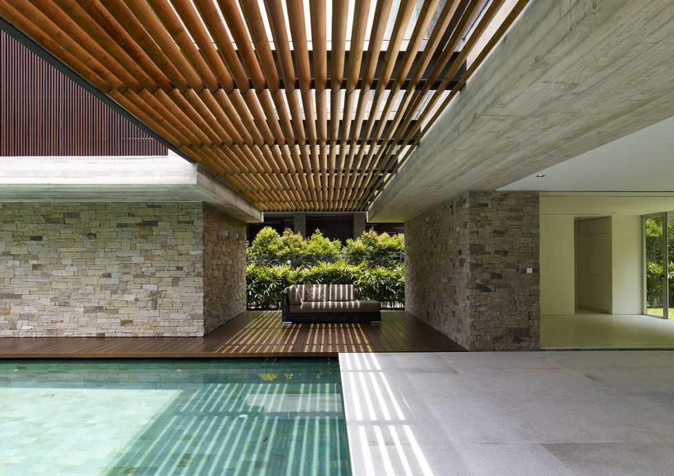 JKC2 House From ONG&ONG Studio, Singapore 16