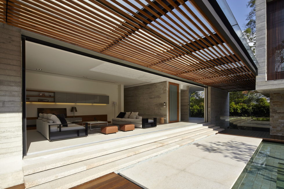 JKC2 House From ONG&ONG Studio, Singapore 18