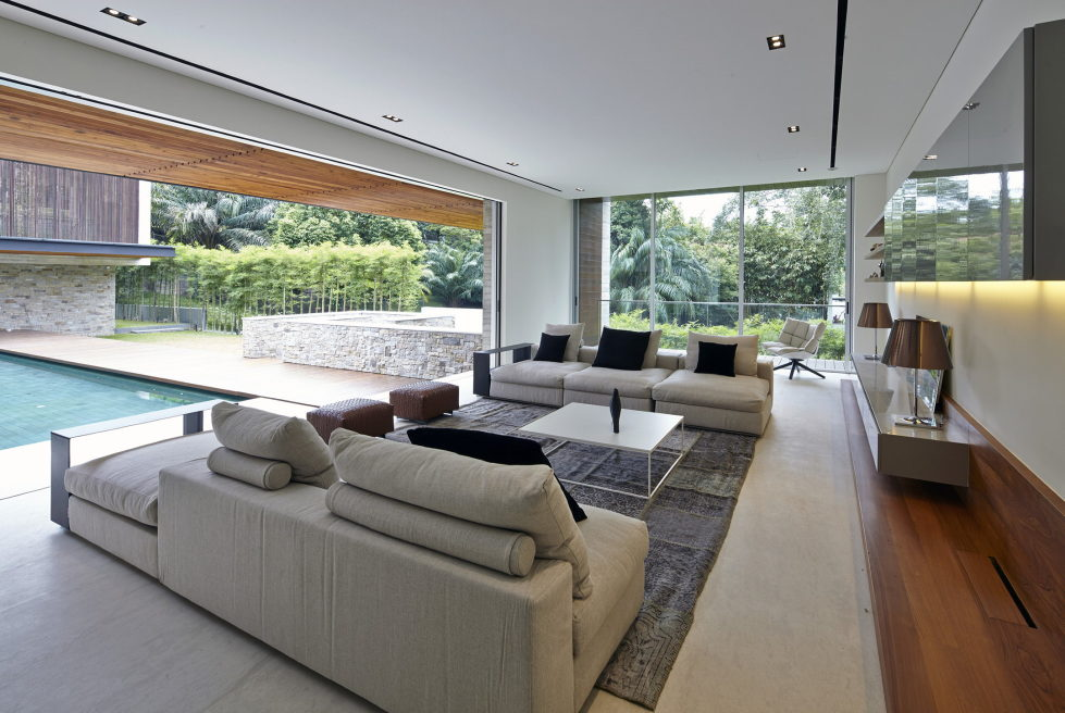 JKC2 House From ONG&ONG Studio, Singapore 20