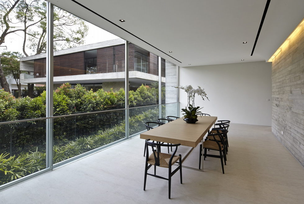 JKC2 House From ONG&ONG Studio, Singapore 21