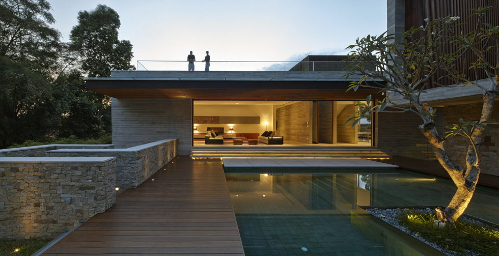 JKC2 House From ONG&ONG Studio, Singapore 27