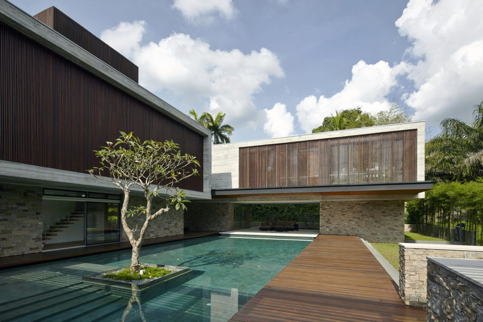 JKC2 House From ONG&ONG Studio, Singapore 3