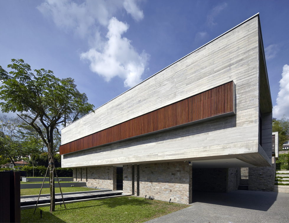 JKC2 House From ONG&ONG Studio, Singapore 4