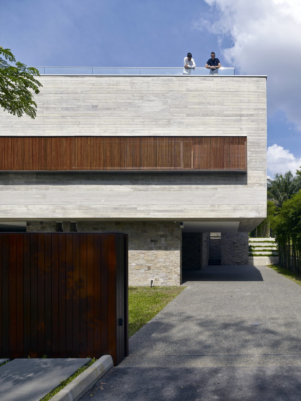 JKC2 House From ONG&ONG Studio, Singapore 7