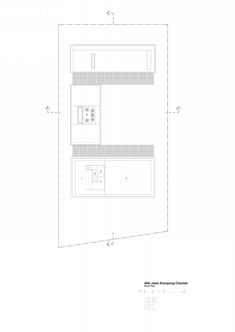 JKC2 House From ONG&ONG Studio, Singapore – Plan 3