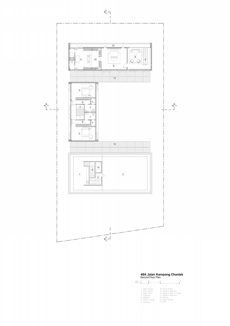 JKC2 House From ONG&ONG Studio, Singapore – Plan 4