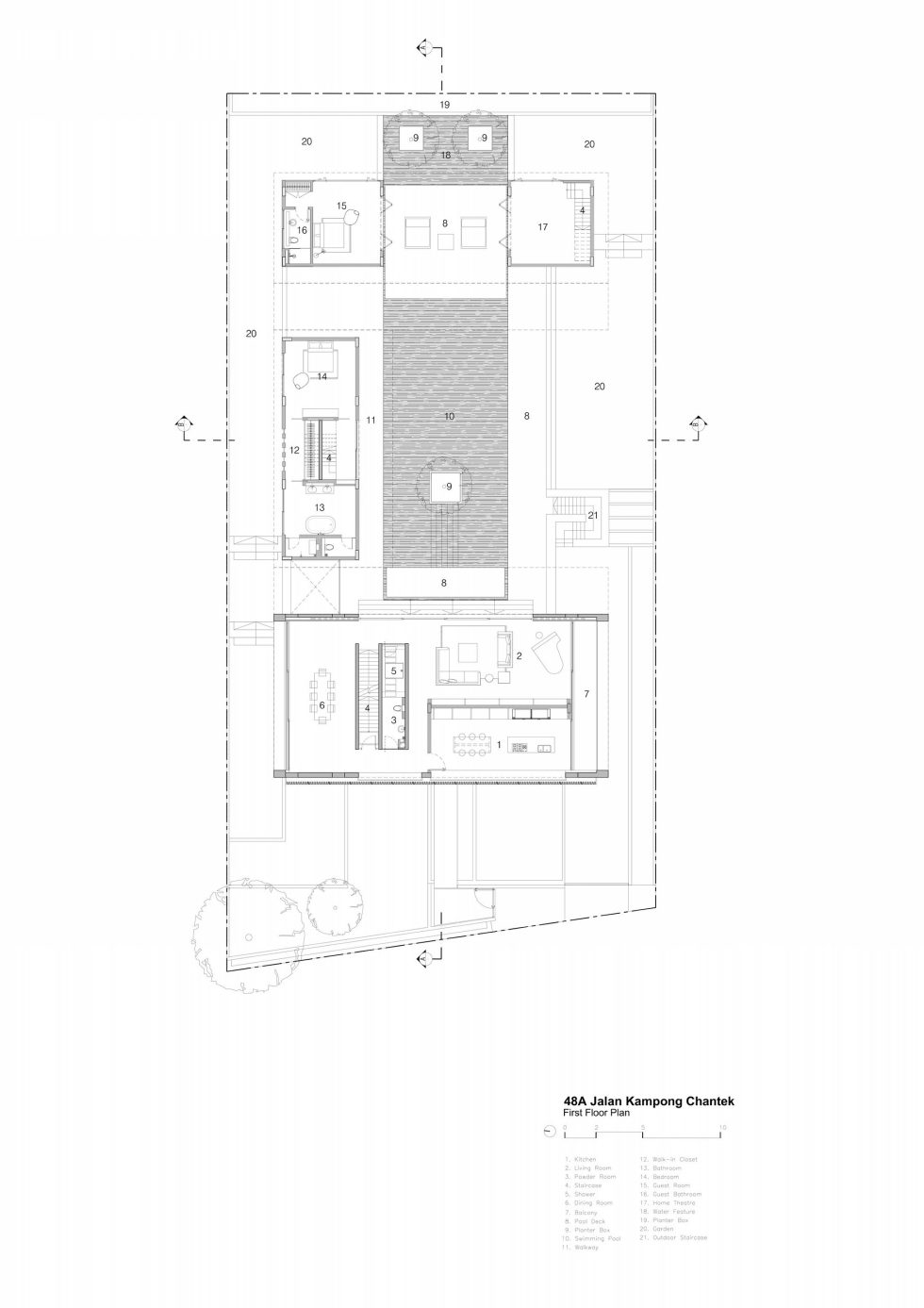 JKC2 House From ONG&ONG Studio, Singapore – Plan 6