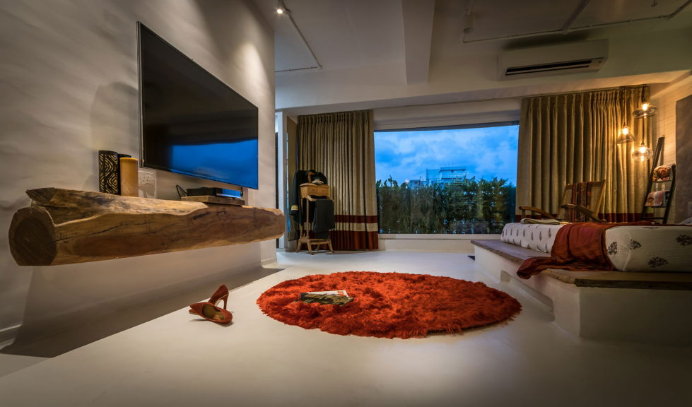 Jains Residence With Glamorous Design In Juhu The Project Of Skyward Architects 11
