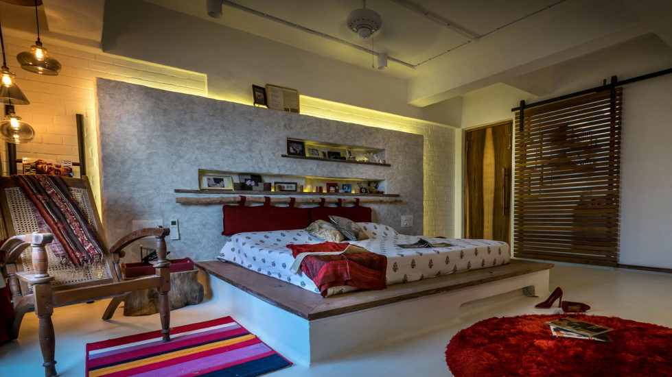 Jains Residence With Glamorous Design In Juhu The Project Of Skyward Architects 12