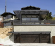Lopez House: The Private Residence In Los Angeles Upon The Project of Martin Fenlon Architecture