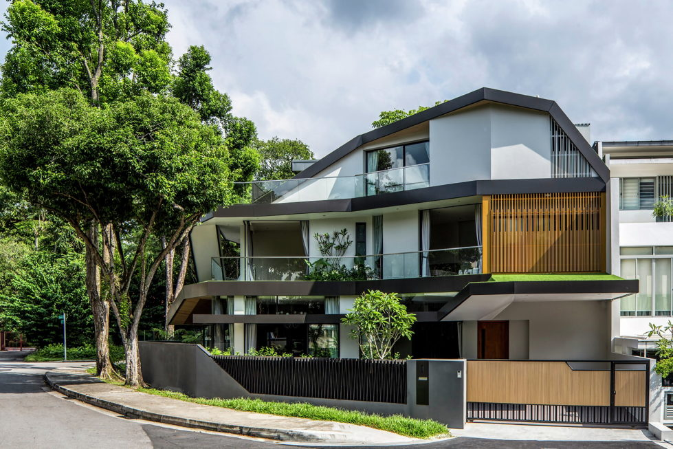 Luxurious Trevose House In Modern Style In Singapore 1