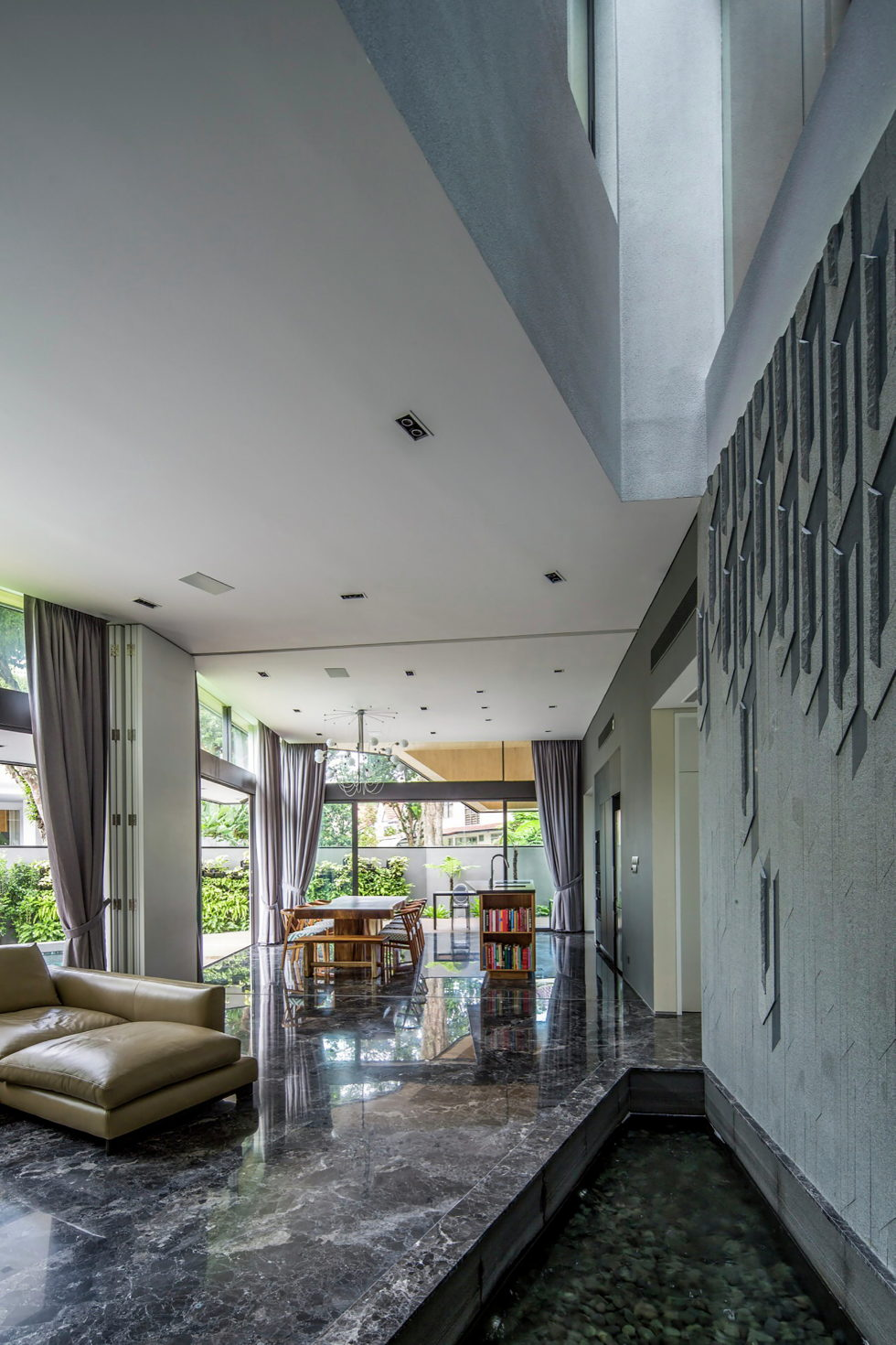 Luxurious Trevose House In Modern Style In Singapore 11