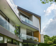 Luxurious Trevose House In Modern Style In Singapore