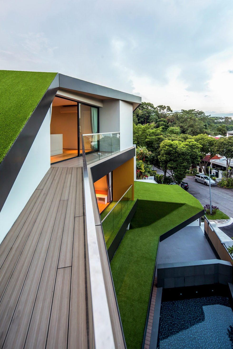 Luxurious Trevose House In Modern Style In Singapore 4