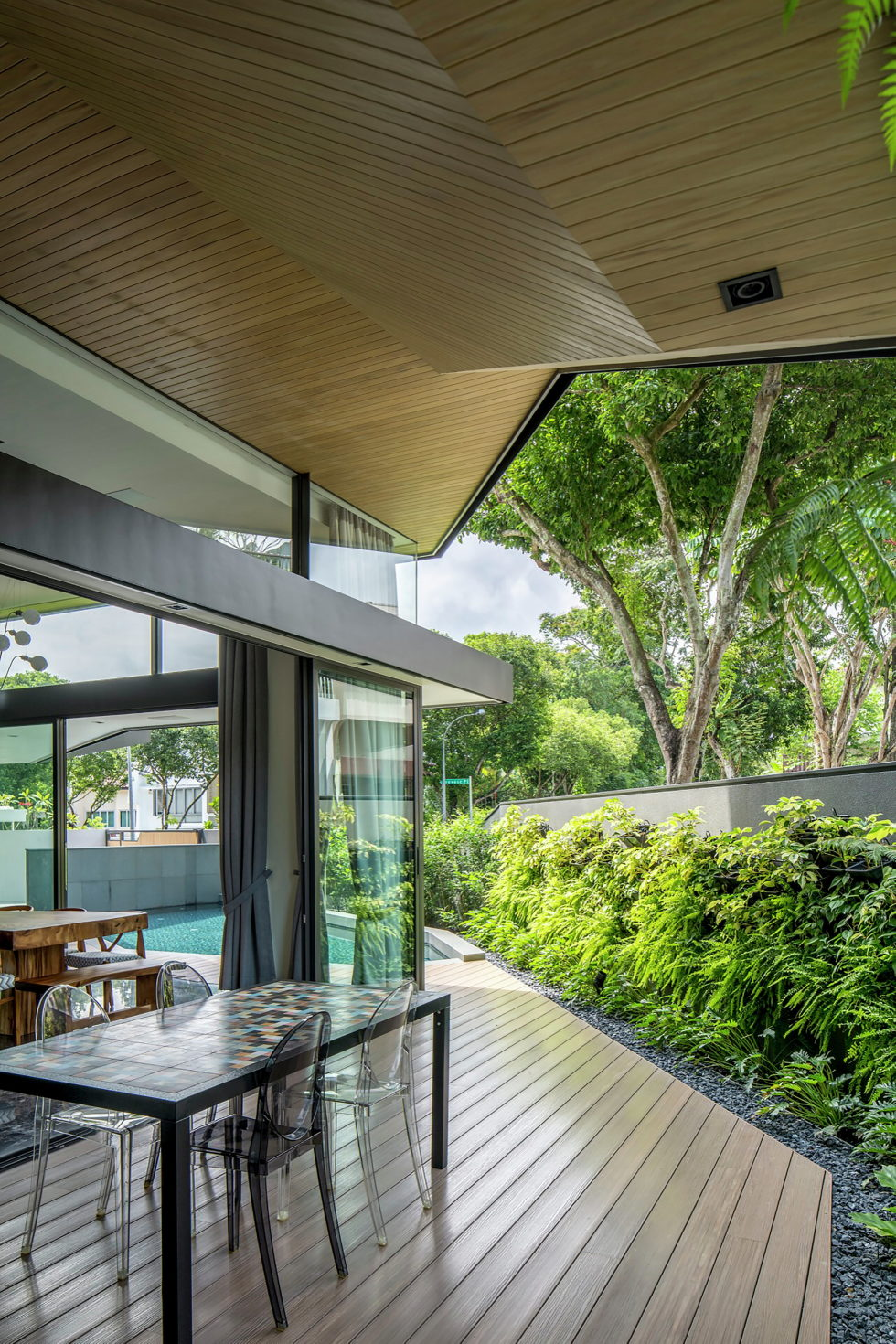 Luxurious Trevose House In Modern Style In Singapore 5