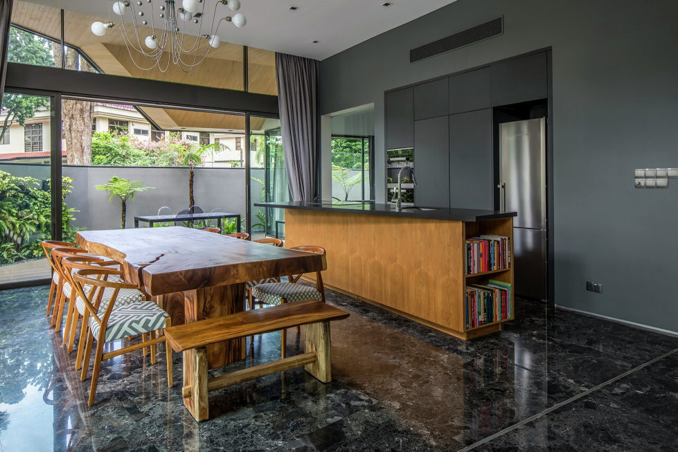 Luxurious Trevose House In Modern Style In Singapore 9