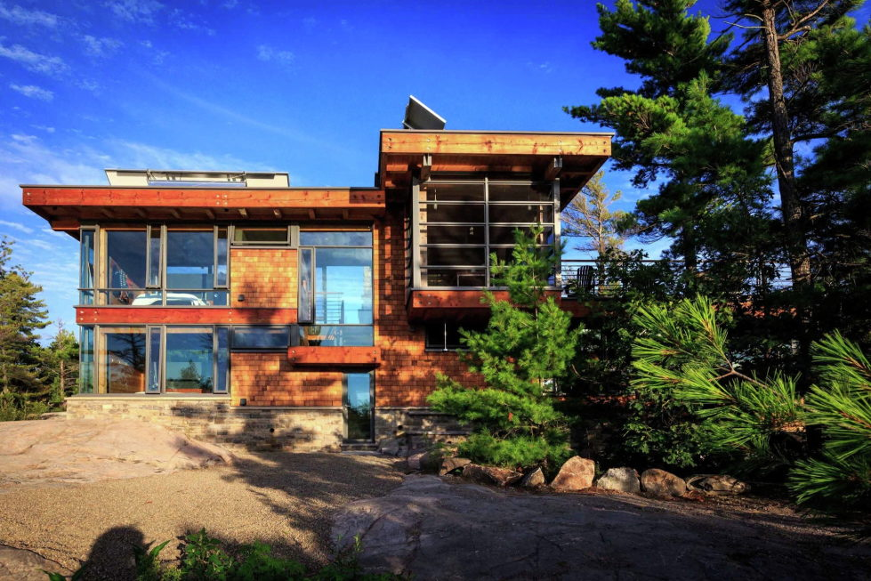 Monument Channel Cottage Residency Upon The Project Of CORE Architects 1