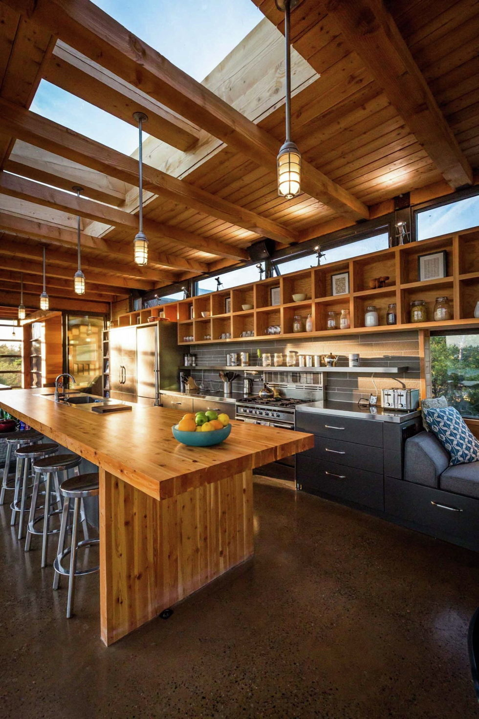 Monument Channel Cottage Residency Upon The Project Of CORE Architects 11