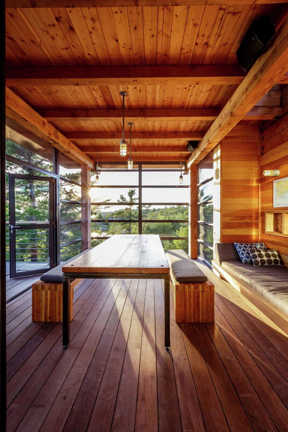 Monument Channel Cottage Residency Upon The Project Of CORE Architects 12