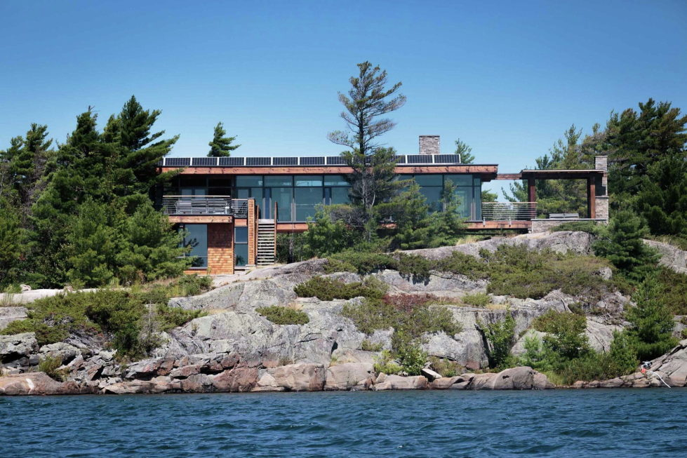 Monument Channel Cottage Residency Upon The Project Of CORE Architects 2