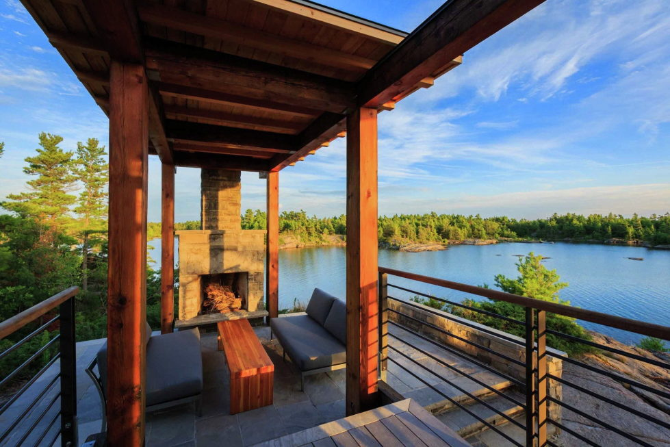 Monument Channel Cottage Residency Upon The Project Of CORE Architects 5